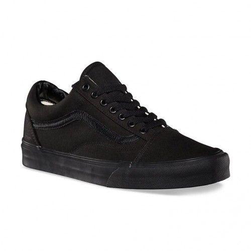 de8e41d85e8a Купить кеды Vans Old School черные полностью в СПБ. Низкие цены